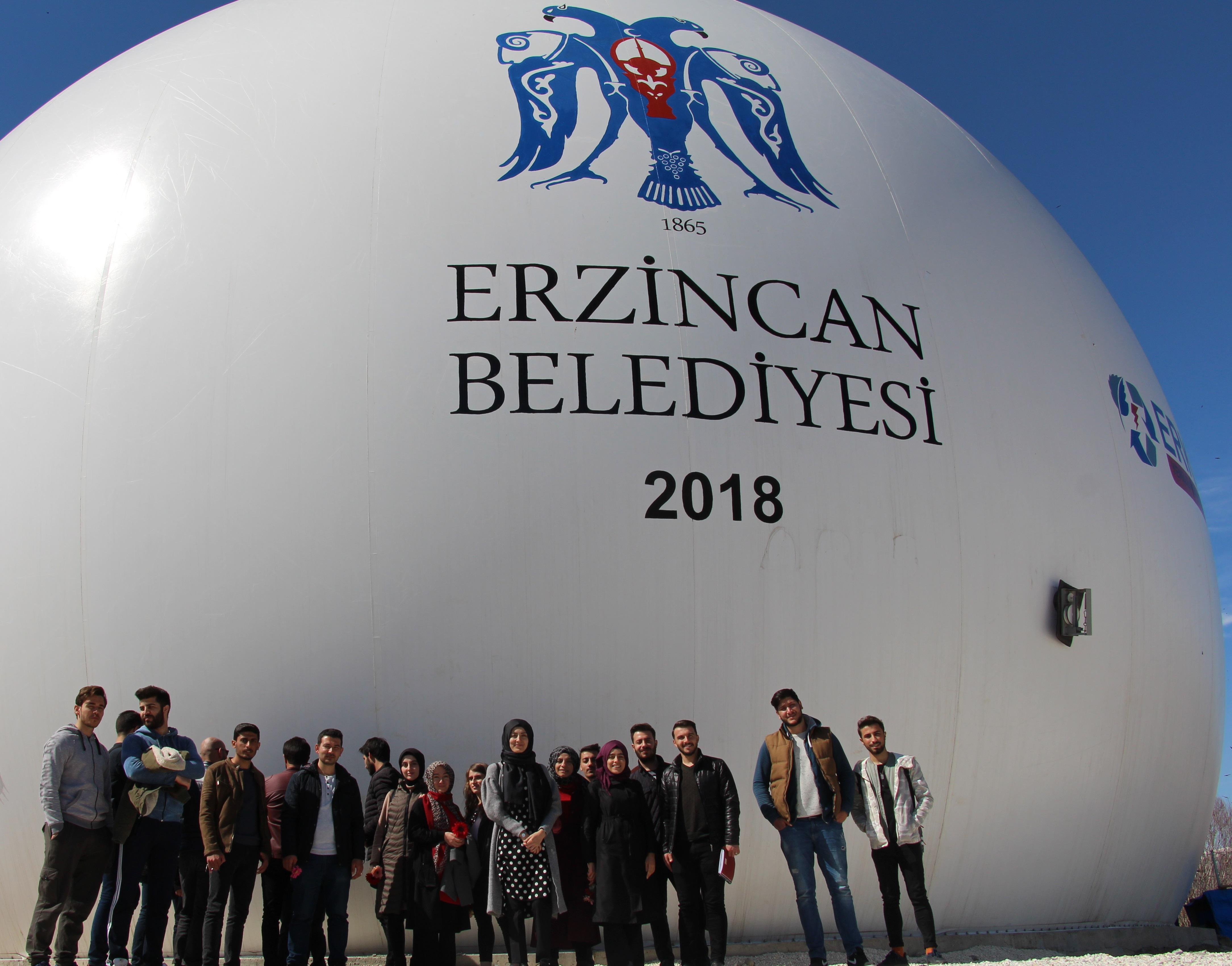 Atık Su Arıtma Tesisi ve Çöpten Elektrik Üreten Tesislere Teknik Gezi